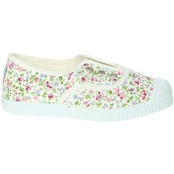 Topánky Dievčatá Tenisová obuv Cienta 70999 White