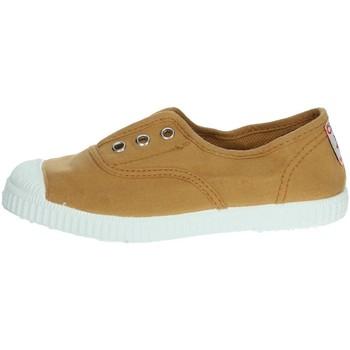 Topánky Chlapci Tenisová obuv Cienta 70997 Mustard