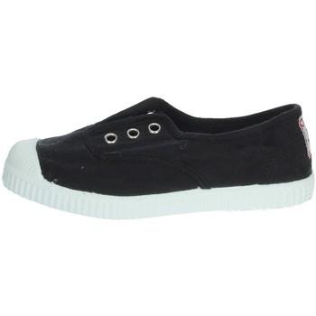 Topánky Chlapci Tenisová obuv Cienta 70997 Black