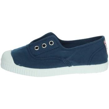 Topánky Chlapci Tenisová obuv Cienta 70777 Blue