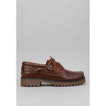 Topánky Muži Námornícke mokasíny Cossimo  Béžová