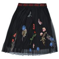 Oblečenie Dievčatá Sukňa Desigual ANDREA Čierna