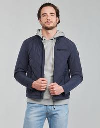 Oblečenie Muži Bundy  Replay M8000 Modrá