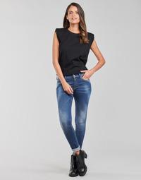 Oblečenie Ženy Rifle Skinny  Replay LUZIEN Modrá