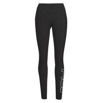 Oblečenie Ženy Legíny Fila FLEXY Čierna