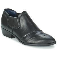 Topánky Ženy Polokozačky Stephane Gontard DELIRE Čierna