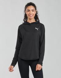 Oblečenie Ženy Mikiny Puma ACTIVE HOODIE Čierna