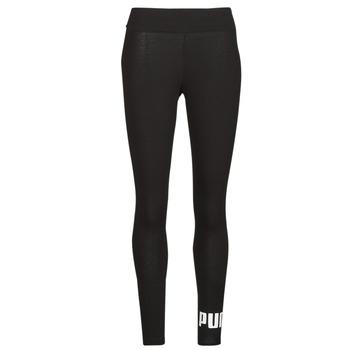 Oblečenie Ženy Legíny Puma ESS LOGO LEGGINGS Čierna