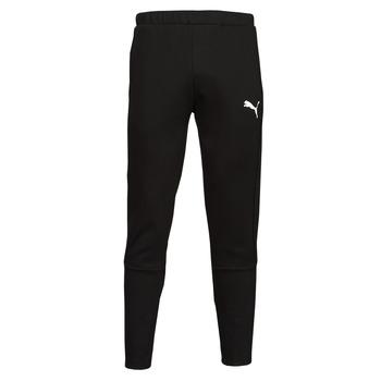 Oblečenie Muži Tepláky a vrchné oblečenie Puma EVOSTRIPE CORE FZ PANT Čierna