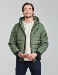 Oblečenie Muži Vyteplené bundy Kaporal AZOTE Kaki