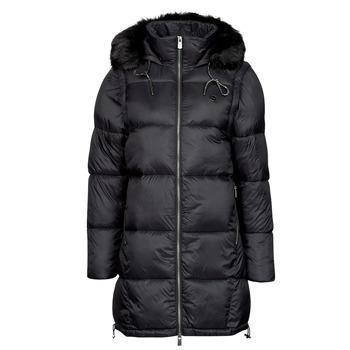 Oblečenie Ženy Vyteplené bundy Kaporal FAFA Čierna