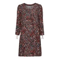 Oblečenie Ženy Krátke šaty One Step FT30121 Červená / Viacfarebná