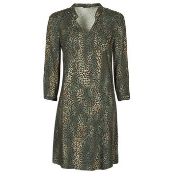 Oblečenie Ženy Krátke šaty One Step FT30011 Kaki