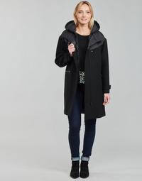 Oblečenie Ženy Kabáty One Step FT44041 Čierna