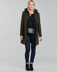 Oblečenie Ženy Kabáty One Step FT44111 Kaki