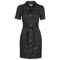 Oblečenie Ženy Krátke šaty Morgan RVANYA Čierna
