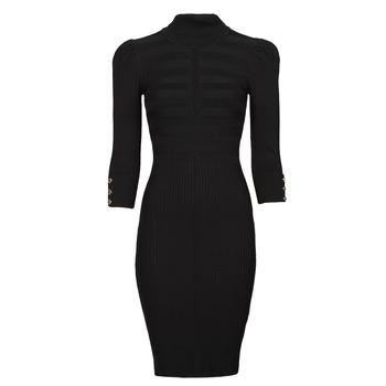 Oblečenie Ženy Krátke šaty Morgan RMTO Čierna