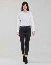 Oblečenie Ženy Nohavice päťvreckové Freeman T.Porter TESSA CLASSICO Čierna