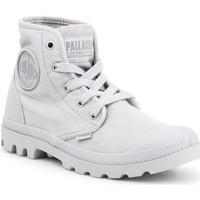Topánky Ženy Členkové tenisky Palladium US PAMPA HI F Vapor 92352-074-M grey