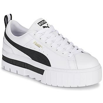 Topánky Ženy Nízke tenisky Puma MAYZE Biela
