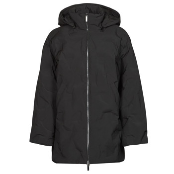 Oblečenie Ženy Vyteplené bundy Emporio Armani 6K2B94 Čierna