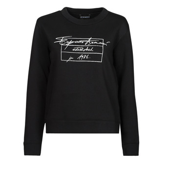 Oblečenie Ženy Mikiny Emporio Armani 6K2M7R Čierna