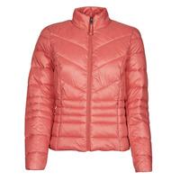 Oblečenie Ženy Vyteplené bundy Vero Moda VMSORAYAZIP Ružová