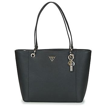 Tašky Ženy Veľké nákupné tašky  Guess NOELLE ELITE TOTE Čierna