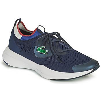 Topánky Muži Nízke tenisky Lacoste RUN SPIN KNIT 0121 1 SMA Námornícka modrá