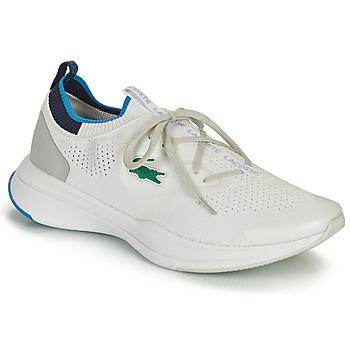 Topánky Muži Nízke tenisky Lacoste RUN SPIN KNIT 0121 1 SMA Biela / Modrá