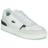 Topánky Muži Nízke tenisky Lacoste T-CLIP 0120 3 SMA Biela / Béžová