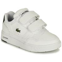 Topánky Deti Nízke tenisky Lacoste T-CLIP 0121 1 SUI Biela