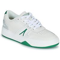 Topánky Ženy Nízke tenisky Lacoste L001 0321 1 SFA Biela / Zelená