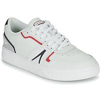 Topánky Muži Nízke tenisky Lacoste L001 0321 1 SMA Biela / Červená / Modrá