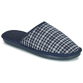 Topánky Muži Papuče DIM D CANO C Námornícka modrá