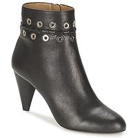 Topánky Ženy Nízke čižmy Sonia Rykiel MINI ŒILLETS čierna