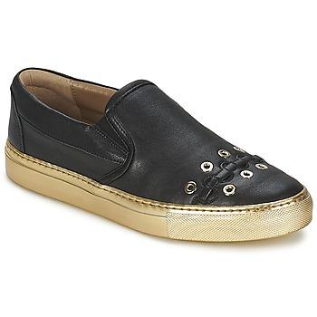 Topánky Ženy Slip-on Sonia Rykiel MINI ŒILLETS čierna