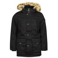 Oblečenie Muži Parky Tom Tailor 1026754 Čierna