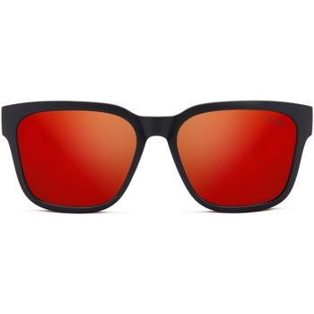 Hodinky & Bižutéria Slnečné okuliare The Indian Face Kahoa Čierna