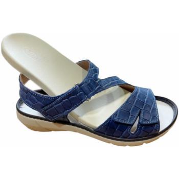 Topánky Ženy Sandále Calzaturificio Loren LOQ6973blu blu