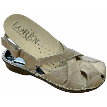 Topánky Ženy Sandále Calzaturificio Loren LOM2867tor tortora