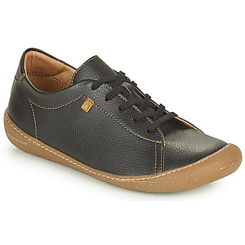 Topánky Nízke tenisky El Naturalista PAWIKAN Čierna