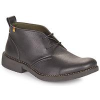 Topánky Muži Polokozačky El Naturalista YUGEN Čierna