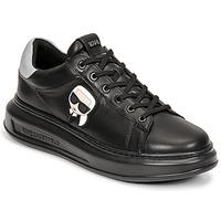 Topánky Muži Nízke tenisky Karl Lagerfeld KAPRI MENS KARL IKONIC 3D LACE Čierna