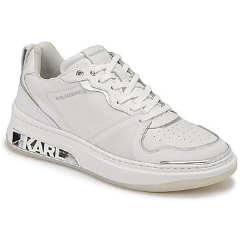 Topánky Ženy Nízke tenisky Karl Lagerfeld ELEKTRA LAY UP LO Biela