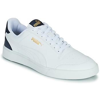 Topánky Muži Nízke tenisky Puma SHUFFLE Biela / Modrá