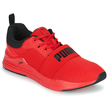 Topánky Muži Nízke tenisky Puma WIRED Červená / Čierna