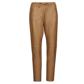 Oblečenie Ženy Nohavice päťvreckové Oakwood GIFT Ťavia hnedá