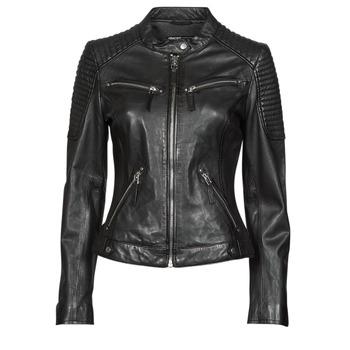 Oblečenie Ženy Kožené bundy a syntetické bundy Oakwood HILLS6 Čierna