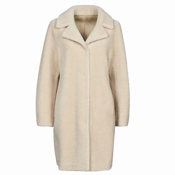 Oblečenie Ženy Kabáty Oakwood VENUS Béžová